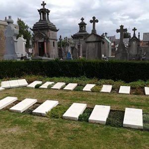Ancien cimetière de Caudry
